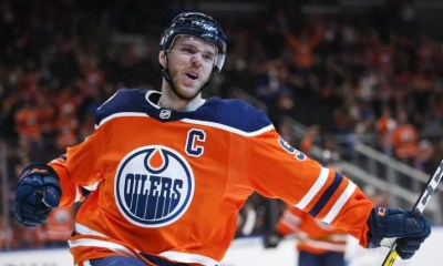 Police charge man for forging McDavid's signature