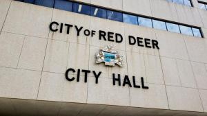 red deer city hall