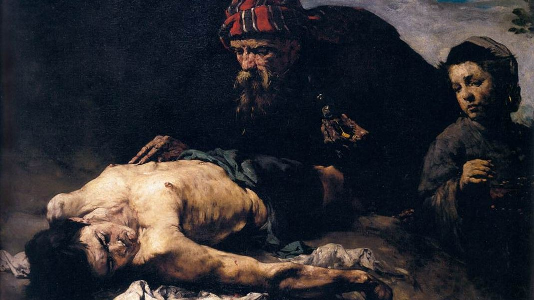 Ribot's The Good Samaritan