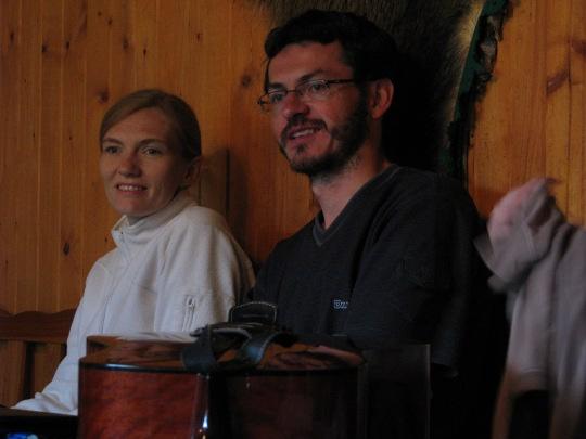 Slavo and Maťa