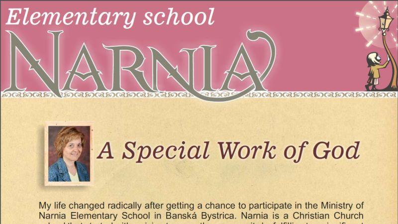 narnia prospectus