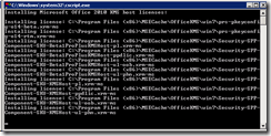 image4 thumb Setting up an Office 2010 KMS Host Server