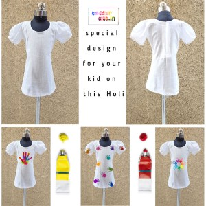 24 white kurti for girls