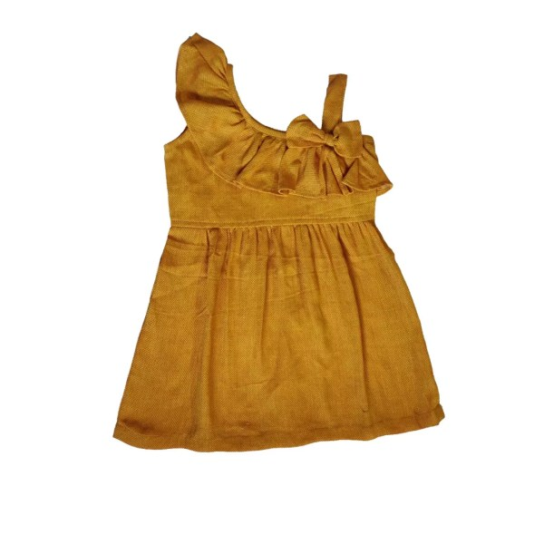 yellow frock1
