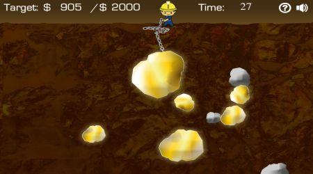 Gold Fishing Toddler Games