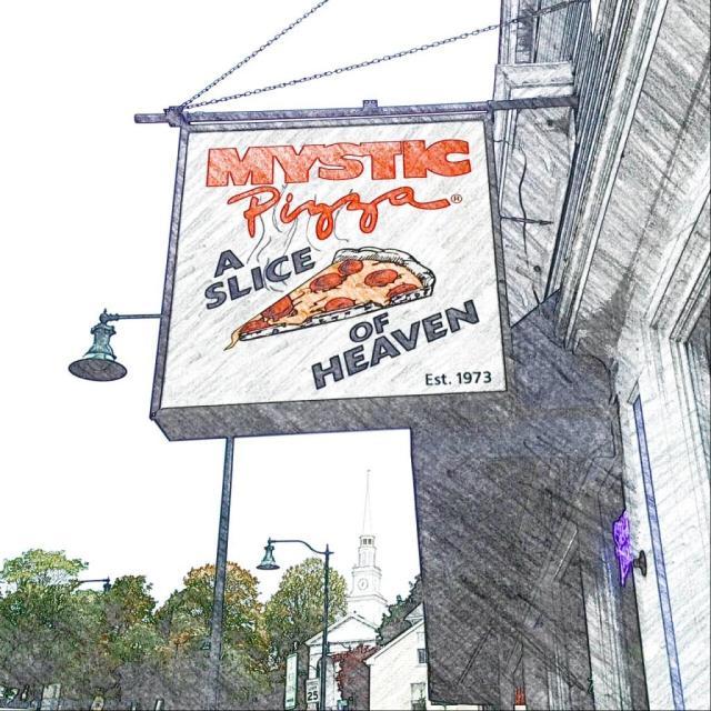 Boston - Mystic Pizza