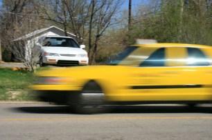taxiinmotion