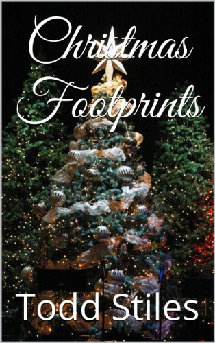 Christmas Footprints Book Cover
