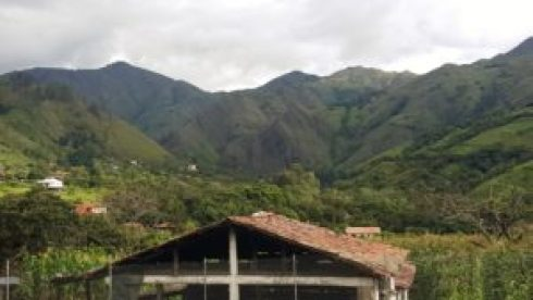 Vilcabamba vista