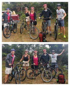 Mountain Biking Vilcabamba