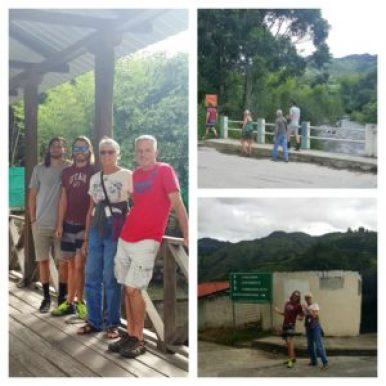 Vilcabamba rivers, bridges, mountains
