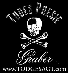 Die Geschichte hinter Tod gesagt: ein altes Logo.