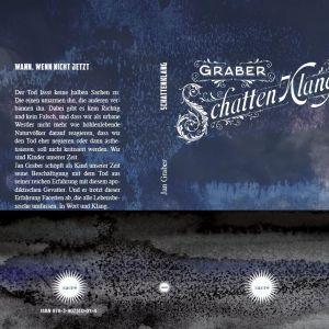 Cover «GRABER: Schattenklang» - der Gedichtband.