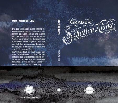 «GRABER: Schattenklang» - der Gedichtband.