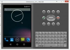 Nuevo dispositivo virtual Android 5