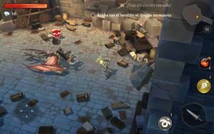 Dungeon Hunter V ataques epicos