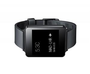 LG G watch horizontal