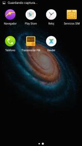 Bluboo Xtouch aplicaciones de fabrica 2