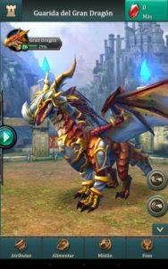 Dragons Of Atlantis Gran Dragon
