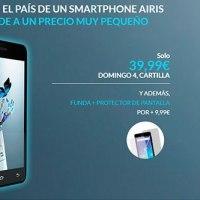 Promoción Airis en El País