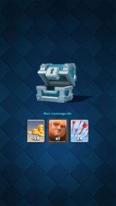 Clash Royale recompensas cofre