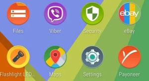 Nexus 5 Rounded IconPack