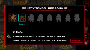 Stranger Things - cambia de personaje