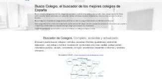 Busco Colegio