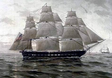 Fragata USS Chesapeake
