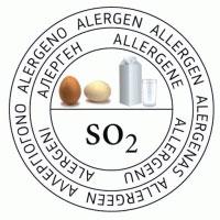 Pictogramas de alérgenos