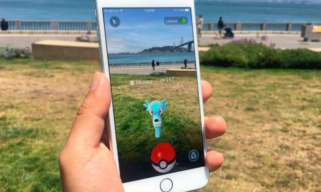 Pokémon GO para iPhone