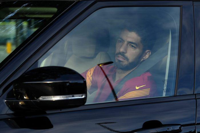 ¡Luis Suárez alcanza un acuerdo con el Atlético de Madrid!