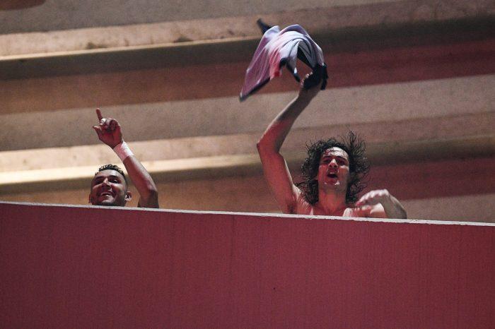 Edinson Cavani es una posible fichaje del Atlético