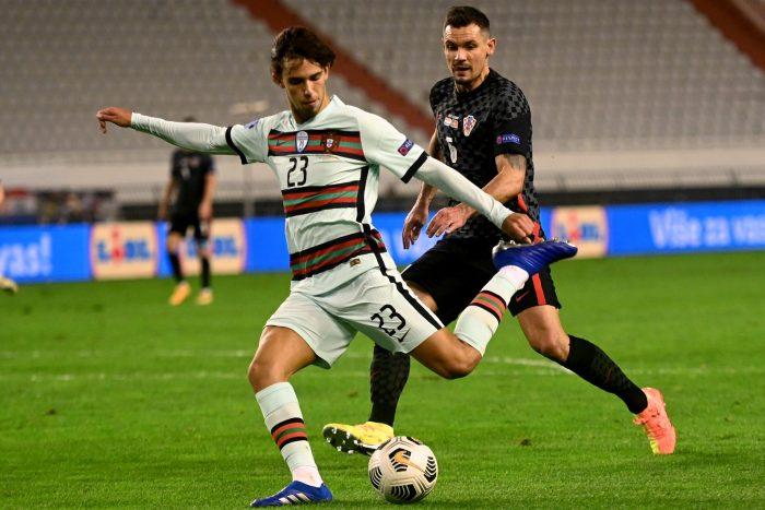 VIDEO: Joao Félix está desatadísimo y le 'quita' el gol a Cristiano
