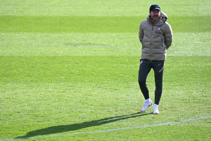 Video Bein: Simeone no descarta esta delantera