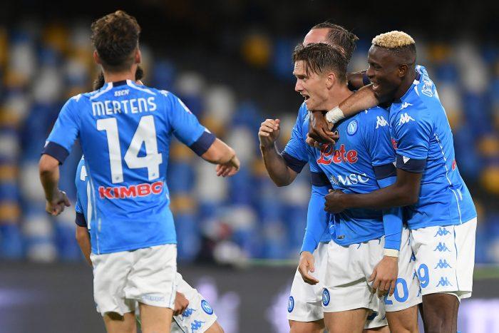 Atlético: ¡50 millones por un jugador del Nápoles!