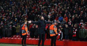 Película inédita del Liverpool-Atleti: Destrucción de Anfield