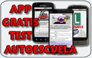 test autoescuela permiso conducir APP android