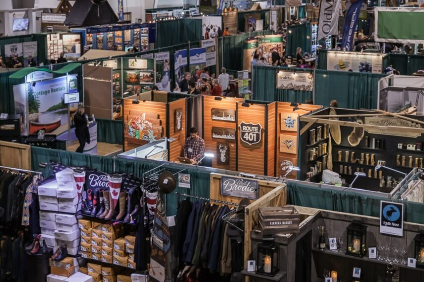 Spring Cottage Life Show 2017 The International Centre