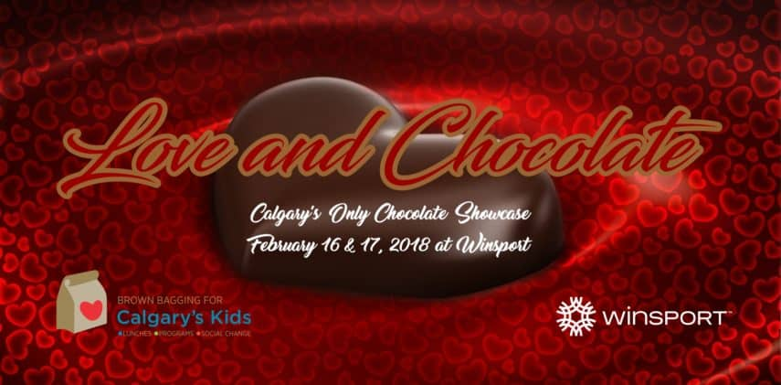 Love And Chocolate YYC WinSport 88 Canada Olympic Rd SW