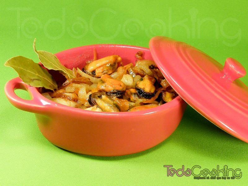 Mejillones Escabeche Suave - recetas saludables