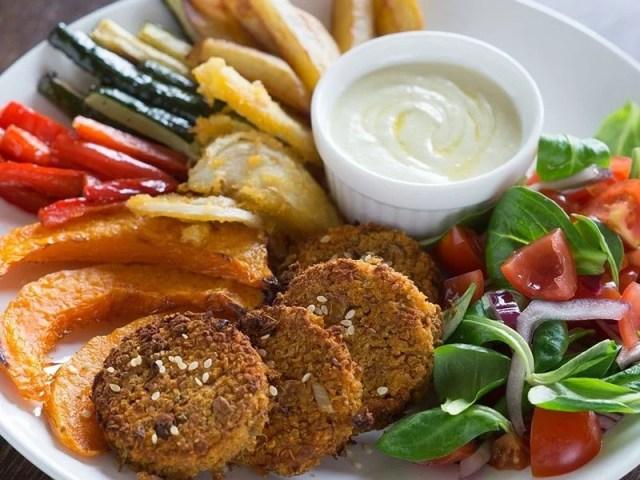 dip verduras - trucos para comer mas verduras