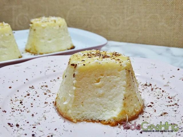 Flan de queso y chocolate blanco 02