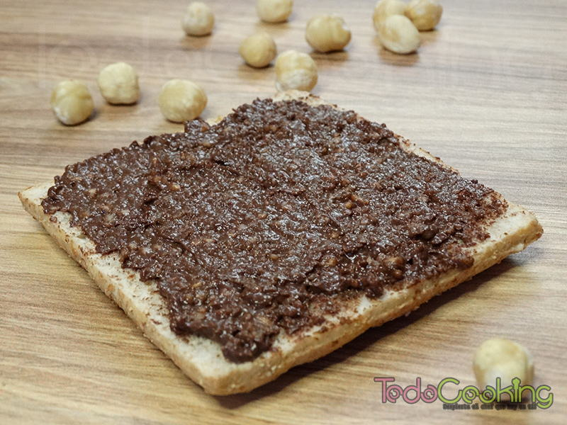 Nutella saludable casera 02