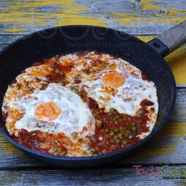 Huevos a la flamenca 01