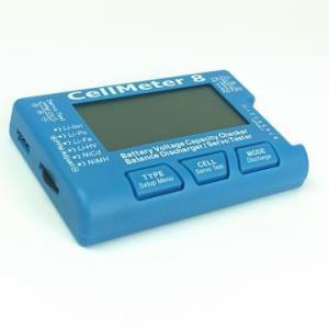 Comprobador de capacidad de batería EV-Peak CellMeter-8 (571)