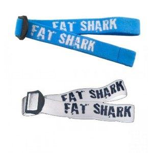 Fat Shark Goggles Head Strap azul y griz (538)(539)