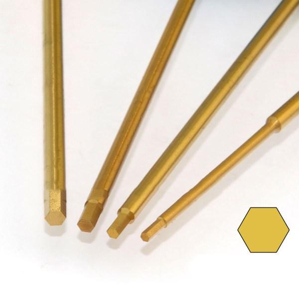 kit de repuesto Alen Titanium 4 tamaños (369)