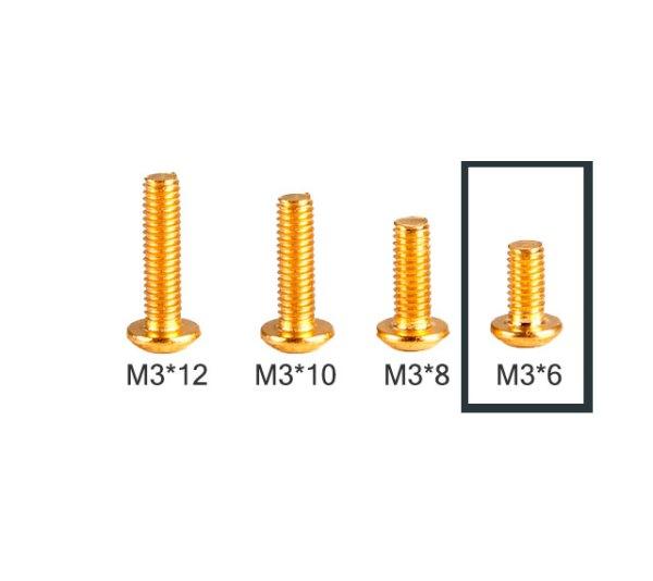 Tornillos de cabeza hexagonal premium (617)(618)(619)(620)