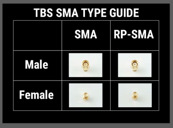 TBS UNIFY PRO 5G8 V3 VTX (SMA) (517)